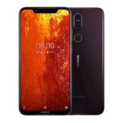 Nokia 8.1 (4G/64G) 6.18吋 八核心智慧手機