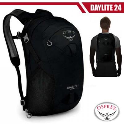 OSPREY Daylite Travel 24 超輕多功能隨身背包_黑 R