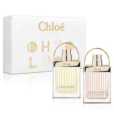Chloe 愛情故事小小雙氛圓舞曲禮盒