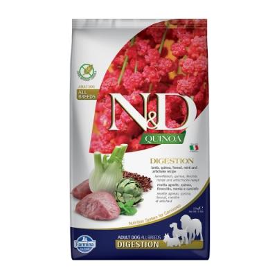 Farmina法米納|天然藜麥無穀機能系列-犬用腸胃道保健-羊肉茴香(潔牙顆粒) 2.5KG