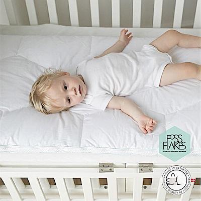 丹麥FOSSFLAKES防塵蟎優質兒童床墊60x120