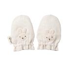【Amorosa Mamma】有機棉新生兒手套-小兔