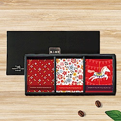 哈亞極品咖啡 單一產區濾掛式咖啡禮盒-涼風圖樣藝術-FL02(10gx18入)