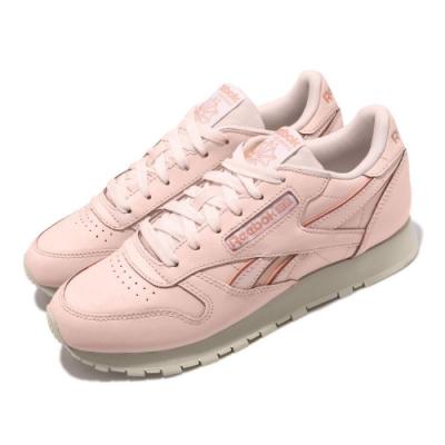 Reebok 休閒鞋 CL LTHR 復古 運動 女鞋