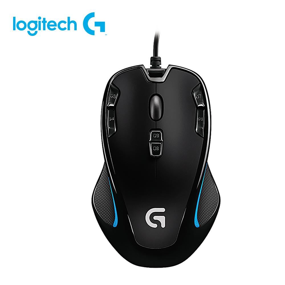 (時時樂 )羅技G300s玩家級光學滑鼠