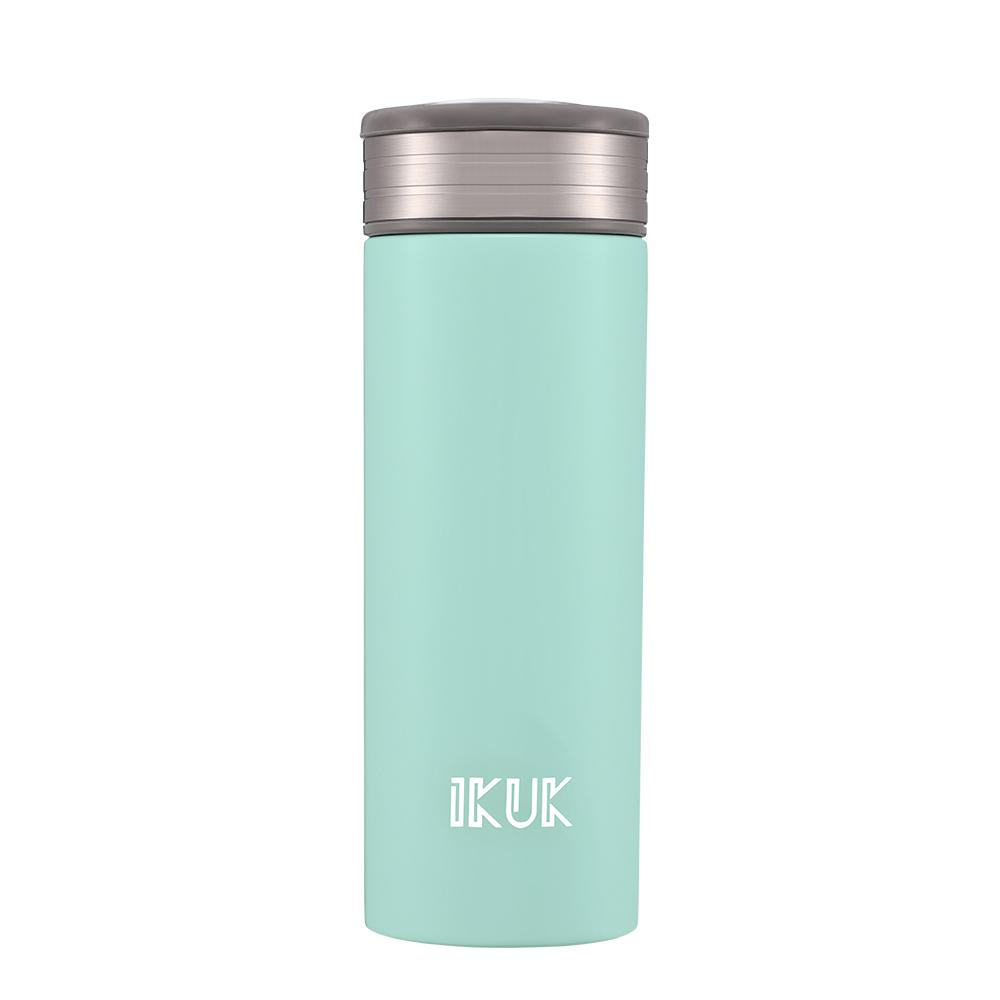 [送環保提套]IKUK艾可 陶瓷保溫杯大好提520ml