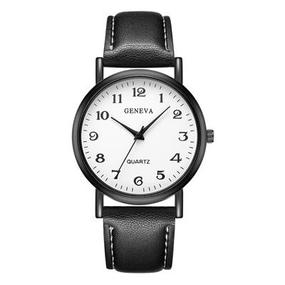 Geneva 日內瓦-典雅風格官方旗艦數字手錶 (2色任選)