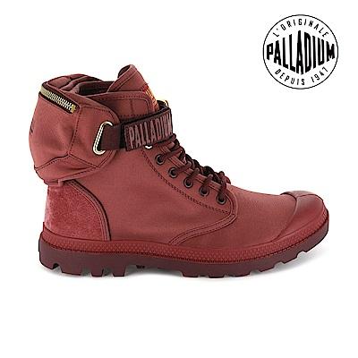 Palladium  PAMPA SOLIDRANGERSHA軍靴-男-玫紅