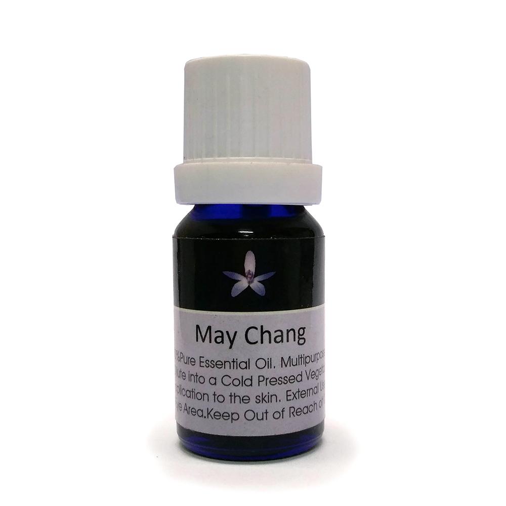 Body Temple山雞椒(May chang)芳療精油10ml