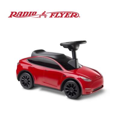RadioFlyer Tesla Model Y 特斯拉聯名款滑步車_#633A型