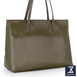 74盎司 Fashion簡約托特包[LG-897-FA-W]墨綠