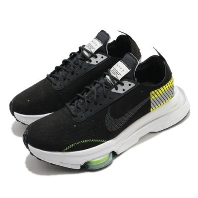 Nike 休閒鞋 Zoom-Type SE 運動 男鞋 3M反光 氣墊 舒適 避震 球鞋 穿搭 黑 黃 DB5459001