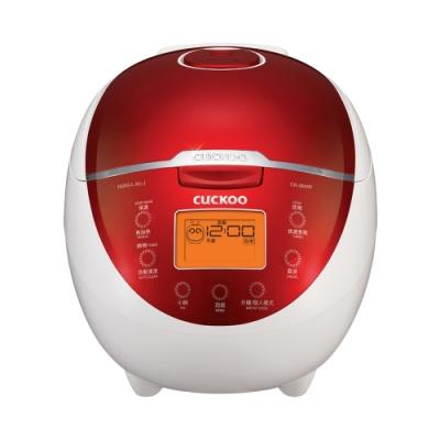 福利品 Cuckoo福庫 6人份微電腦炊飯電子鍋 CR-0655F