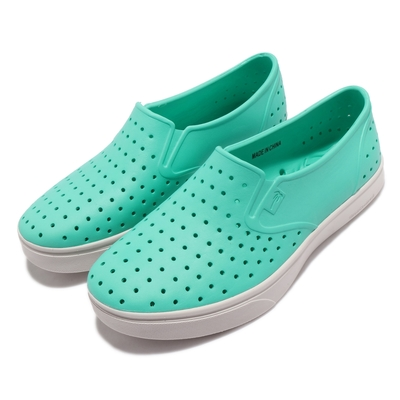 Skechers 休閒鞋 Vista-Pier Avenue 女鞋 水鞋 避震 緩衝 快速排除水氣 夏日必備 綠 白 111251TURQ