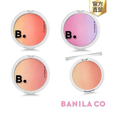 B.by BANILA 心花朵朵漸層腮紅  9 . 2 g  總代理