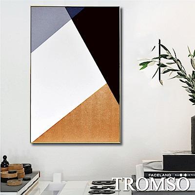 TROMSO 北歐風尚板畫有框畫-北歐時尚幾何WA86