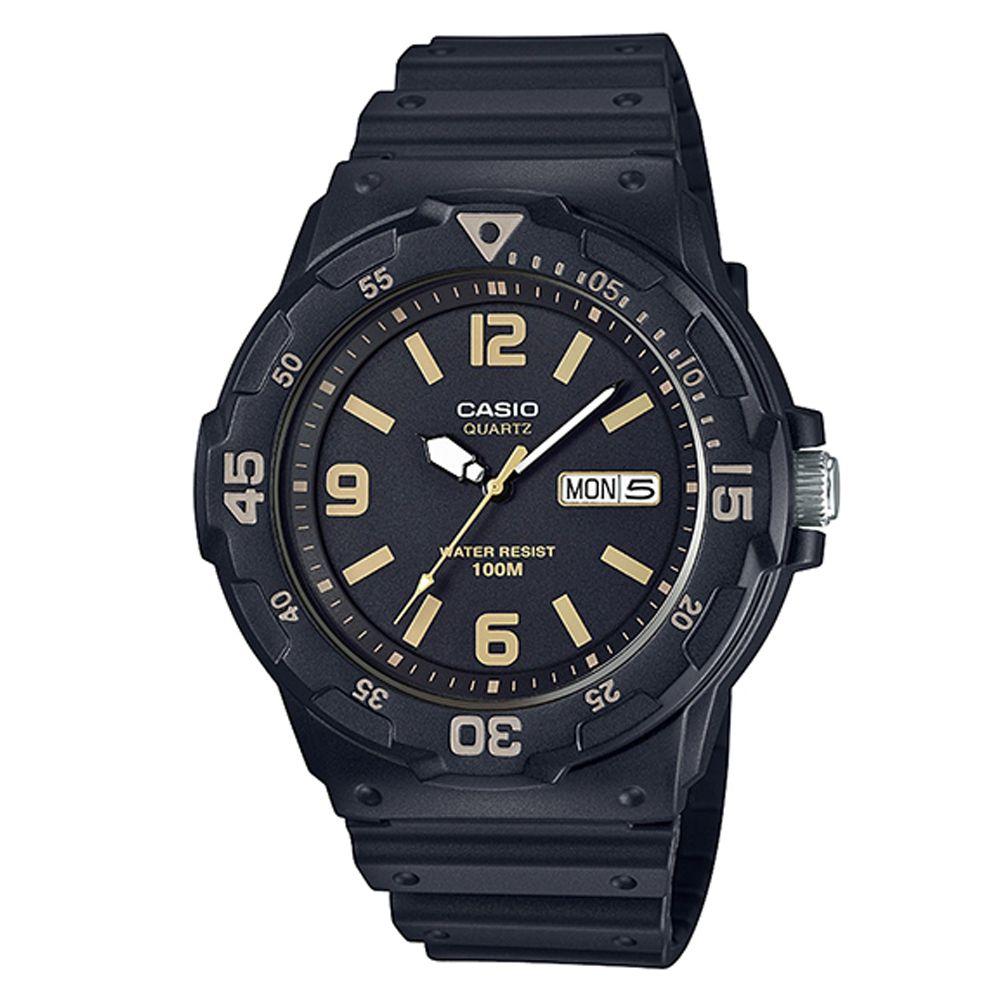 (週末下殺)CASIO 潛水風指針錶錶系列(多款任選)