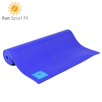 FunSport yoga-小秘境瑜珈墊-(6mm)-送深藍背袋 (PER材質)