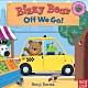 Bizzy Bear:Off We Go 熊熊的假期新奇操作書(美國版) product thumbnail 1
