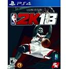 勁爆美國職籃 2K18 傳奇珍藏版 NBA 2K18 - PS4 中英文美版