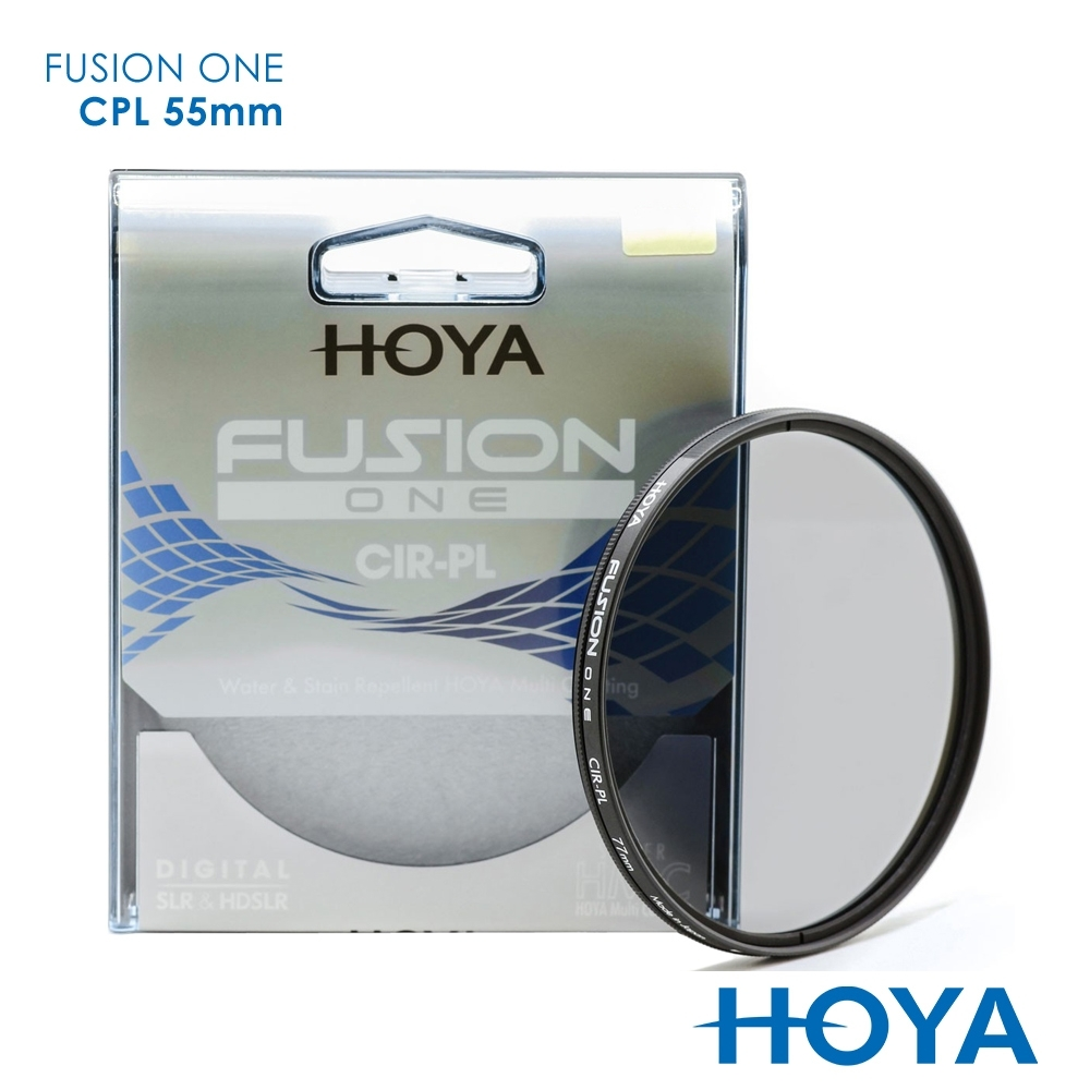HOYA Fusion One 55mm CPL 偏光鏡