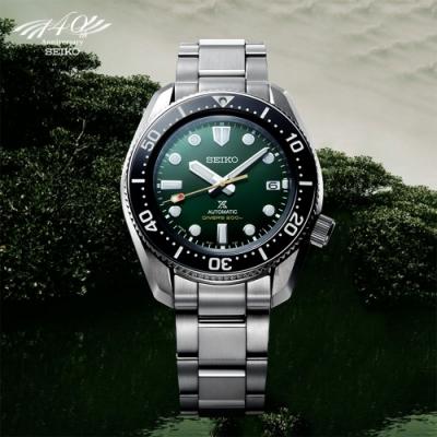 SEIKO 精工 PROSPEX 140週年限量機械錶 (SPB207J1/6R35-01L0G)