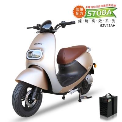 【向銓】MASTER電動自行車PEG-053 搭配防爆鋰電池