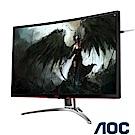 [無卡分期12期] AOC AGON AG322QCX 32型曲面144Hz電競電腦螢幕