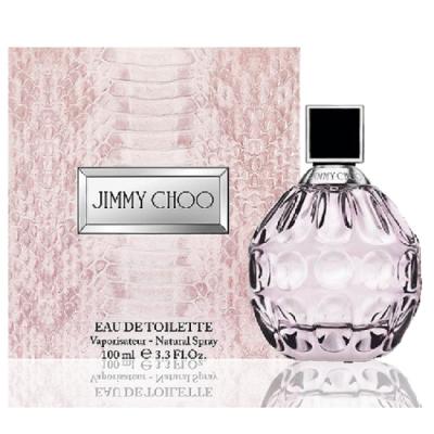 Jimmy Choo Eau de Toilette Spray 同名淡香水 100ml (原廠公司貨)