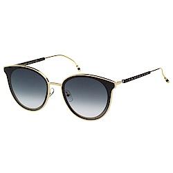 VEDI VERO 名人款  太陽眼鏡 (黑配金)