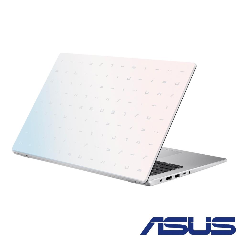 ASUS E510MA 15.6吋筆電 (N4120/8G/128GB eMMC/Win10 HOME S模式/Smart NB/夢幻白)