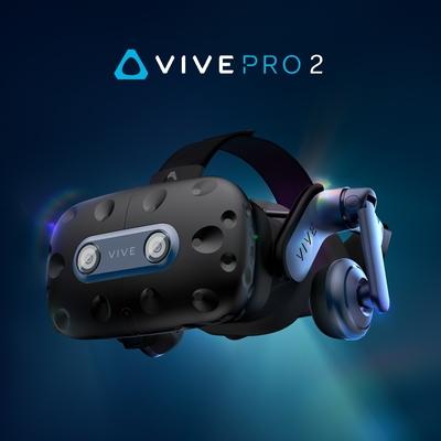 [預購] HTC VIVE Pro 2 頭戴顯示器-單頭盔版 (適用HTC VIVE COSMOS Elite/VIVE Pro )