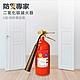 【防災專家】消防署認證 5型 CO2 二氧化碳滅火器 附噴管 product thumbnail 1