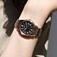 SEIKO 精工 LUKIA 太陽能 鑽石 日期 不鏽鋼手錶-咖啡x鍍玫瑰金/34mm product thumbnail 1