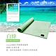 【台灣製造】USHAS NR天然橡膠瑜珈墊厚度4mm 60.96*182.88cm 綠 NR-4001GN product thumbnail 2