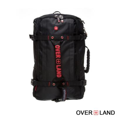 OVERLAND - 美式十字軍 - 率性多功能3WAYS後背包 - 2745