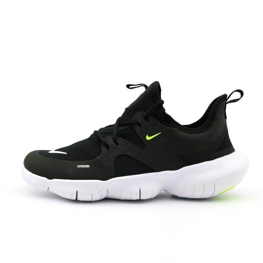 NIKE FREE RN 5.0大童慢跑鞋-AR4143001