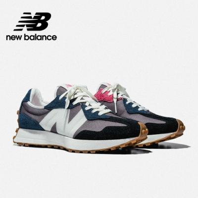 【New Balance】 復古鞋 中性 鐵灰 MS327SFB-D楦