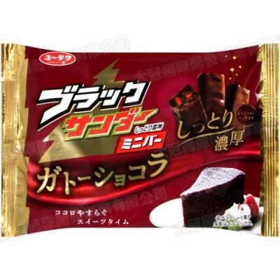 有樂製果 雷神巧克力蛋糕風味棒 (156g)