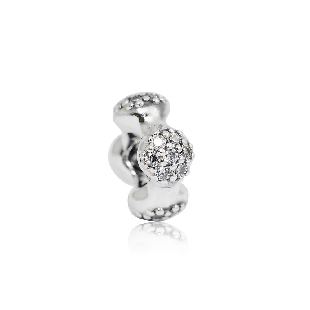 Pandora 潘朵拉 時尚Love Pods 純銀墜飾 串珠