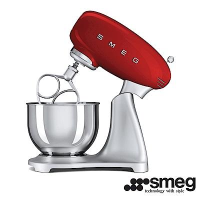 義大利 SMEG  抬頭式攪拌機  - 媚惑紅 SMF01RDTW