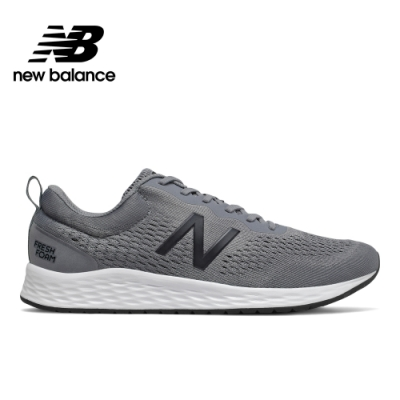 New Balance緩震跑鞋_男_灰_MARISLG3-2E