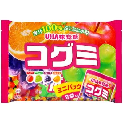 UHA味覺糖 綜合水果風味軟糖(160g)