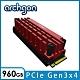 archgon散熱片組(內含SSD)M.2 2280 SSD(HS-1110-R-960) product thumbnail 1