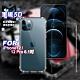 CITY for iPhone 12 / 12 Pro 6.1吋 軍規5D防摔手機殼+滿版玻璃組合 product thumbnail 1