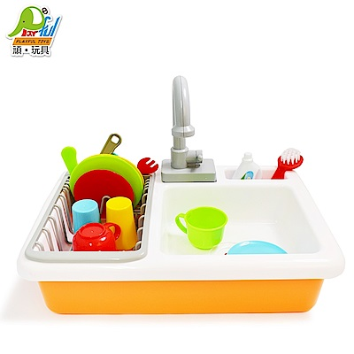 Playful Toys 頑玩具 仿真電動洗碗槽