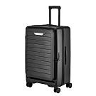 BENTLEY 27吋 PC+ABS 輕旅行前開式輕量行李箱 - 黑