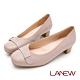 LA NEW SO Lite彈力減壓安底防滑羊皮淑女鞋(女226044051) product thumbnail 1