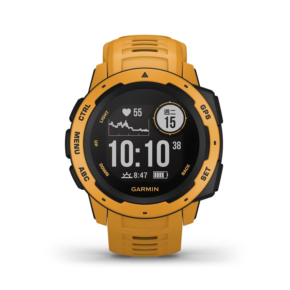 GARMIN INSTINCT 本我系列GPS腕錶