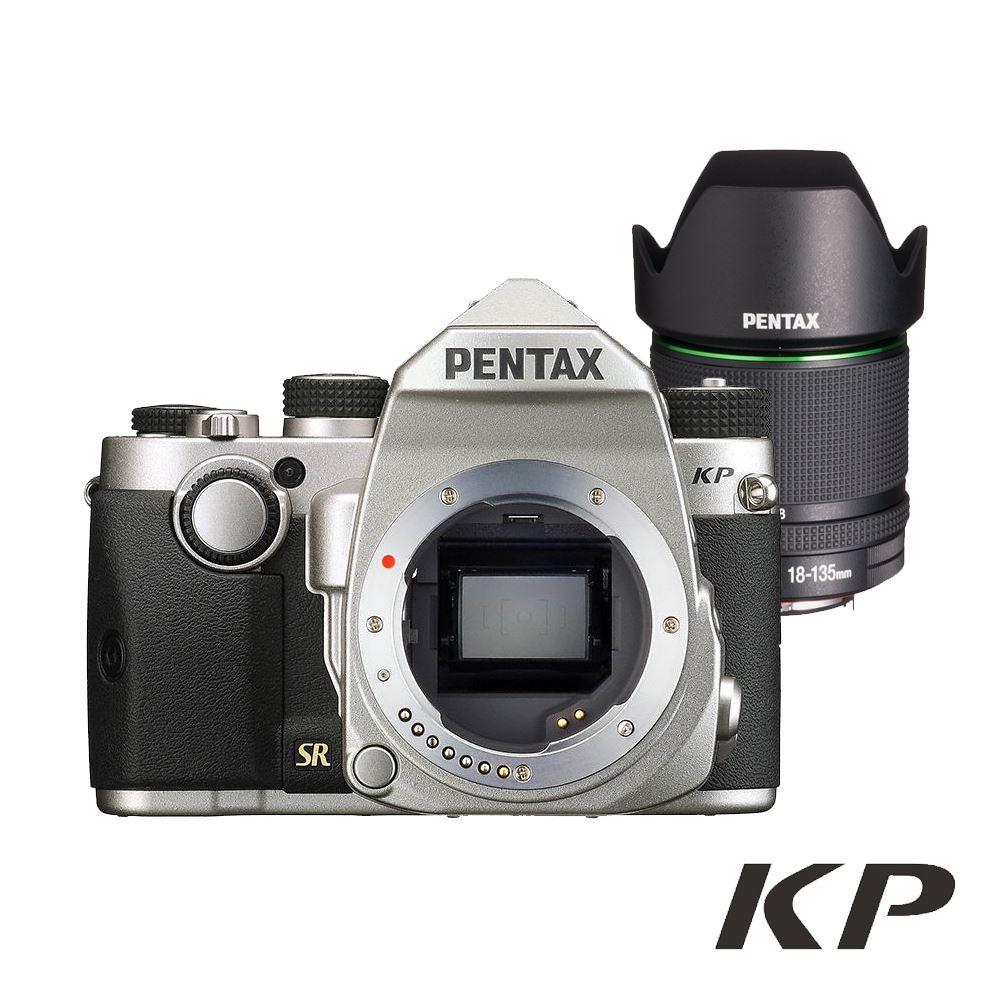 PENTAX KP+DA18-135 WR 防滴防塵旅遊鏡組(公司貨) product image 1